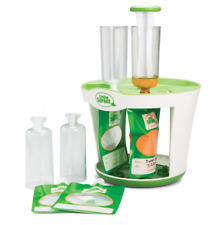 Baby Food Maker Squeeze Station Make Your Own Babyfood Pouches 4 at a Time