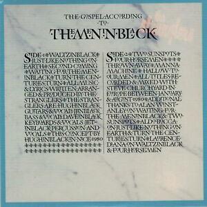 The Stranglers - The Gospel According To The Meninblack (CD)