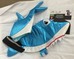 Way to Celebrate Halloween Shark Dog Costume - size Medium - New With Tags!