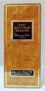 ❤️CHRISTIAN DIOR EAU SAUVAGE EXTREME EDT CONCENTRATED 3.4OZ100ML