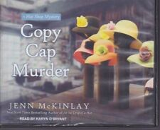 COPY CAP MURDER by JENN MCKINLAY ~UNABRIDGED CD AUDIOBOOK