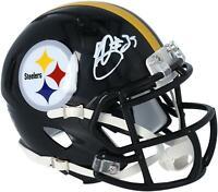 Minkah Fitzpatrick Pittsburgh Steelers Autographed Riddell Speed Mini Helmet