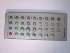 Panasonic Veq2414 Remote Control Dvdlv75 Dvdlv55 Dvdpv55 Oem