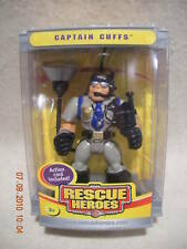 Rescue Heroes 2004 Collectors Edition Captain Cuffs