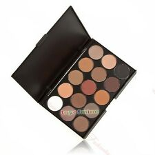 15 Color Makeup Camouflage Neutral Eyeshadow Facial Concealer Palette Cosmetic