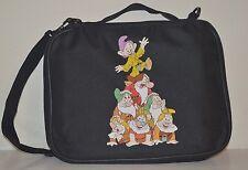 Bag For Disney Pins Snow White 7 Dwarfs Dopey Grumpy Collector Lrg Trading Book