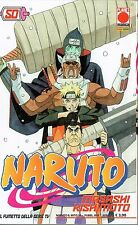 Naruto il Mito n.50 di Masashi Kishimoto - Prima Edizione Planet Mang