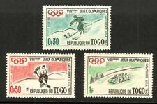 TOGO ~ 1960 Olympic Stamps MLH