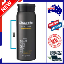 Chassis Premium ICE Body Powder for Men With Extra Cooling Sensation