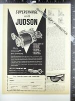2) 1960 ADS Triumph TR-3 & Supercharged by Judson Supercharger MG VW Ghia Sprite
