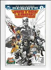 JUSTICE LEAGUE OF AMERICA #1 COAST TO COAST COMIC CON VARIANT FREE SHIPPING