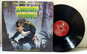 Swamp Thing - Original Motion Picture Soundtrack - VARESE SARBANDE STV 81154