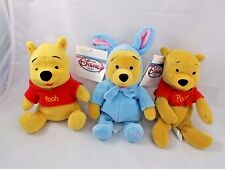 Disney Winnie the Pooh Plush Lot Stuffed Animal