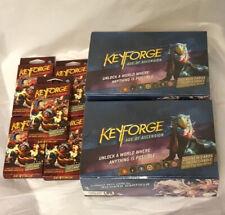 KeyForge Age of Ascension 2 Deck Display 24 Sealed Decks Factory Sealed + Bonus