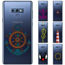Dessana Maritime Protective Cover Phone Case Cover For Samsung Galaxy S Note