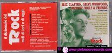 CD ERIC CLAPTON,STEVE WINWOOD,HOWLIN'WOLF & FRIENDS LONDON 1970 ITALY 1991