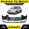 NEW Painted to Match Front Bumper Cover Replacement For 2006-2011 Hyundai Accent
