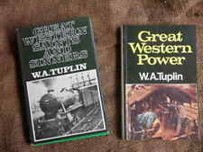 More details for wa tuplin: great western power (soft) + great western saints and sinners (hard)