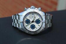 Minty! Breitling 500M Auto Chronograph Chrono SuperOcean 42mm A13340 Men's Watch