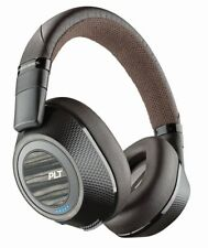 Authentic Plantronics BackBeat PRO 2 Wireless Headphones Black/Tan - NEW