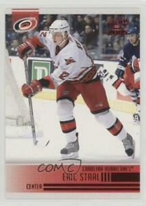 2004-05 Pacific Red Eric Staal #50