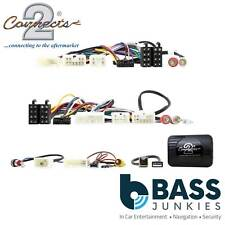 TOYOTA PRIUS 2003 On USB AUX Retention Car Stereo Steering Wheel Interface Kit