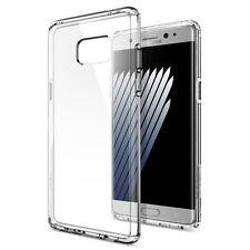 Spigen Galaxy Note FE Case Ultra Hybrid Crystal Clear