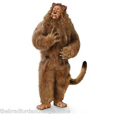 The Wizard Of Oz Cowardly Lion Collectible Poseable Singing Doll: Ashton Drake