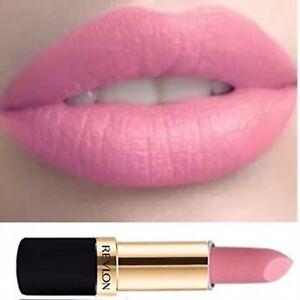 Revlon Pink Matte Lipstick Super lustrous 002 pink pout