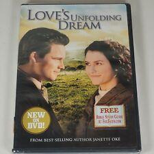 Loves Unfolding Dream (DVD, 2008) Region 1 NTSC Widescreen 1.78:1 NOS SEALED**