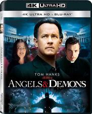 Angels & Demons [New 4K UHD Blu-ray] With Blu-Ray, UV/HD Digital Copy, Dubbed,