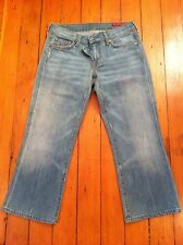 Citizens of Humanity light blue cropped jeans size 27