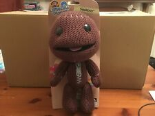 """Sackboy 12"""" Soft Toy from Playstation's 'Little BIG Planet' NEW"""
