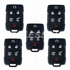 Lot 5P New Replacement Keyless Entry Remote Head Uncut Ignition Fob KOBDT04A  4b