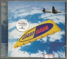 GAM GAM - Project - MAURO PILATO MAX MONTI CD RARO SIGILLATO SEALED