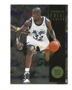 """SHAQUILLE O'NEAL 1993/1994 SKYBOX PREMIUM """" ALL-ROOKIE TEAM """" #AR1 $25.00 LAKERS"""