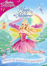 Barbie Fairytopia - Magic of the Rainbow DVD, Tabitha St. Germain, Christopher G