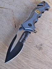 BÖKER Magnum SWAT Res-Q- Einhandmesser  Klappmesser Taschenmesser Rettungsmesser