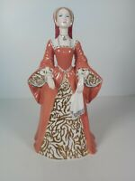 Coalport Figurine House Of Tudor Figurine Limited Edition 500/330, Appr.26cm