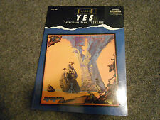 Authentic Guitar-Tab Editions Classic Yes Selections YesYears Sheet Music