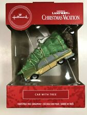 Hallmark National Lampoon's Christmas Vacation Car With Tree Truckster Ornament