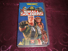 VHS VIDEO TAPE.......SMALL SOLDIERS.............FREE POSTAGE