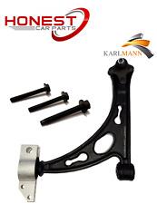 For VW GOLF MK5 GTi + GT TDi FRONT SUSPENSION WISHBONE ARM & BOLTS+ LINK BAR (L)