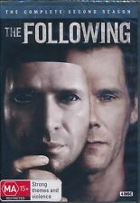 The Following: Complete Second Season 2 Two DVD NEW Kevin Bacon