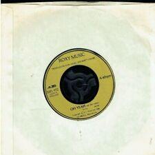 ROXY MUSIC OH YEAH 45 1980