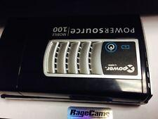 Powersource 100 duracell xantrex Mobile Puissance Source Batterie Support Cassé