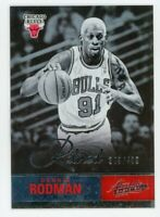 2012-13 Dennis Rodman 249/499 Panini Absolute #133 Retired