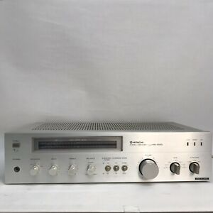 Tested Hitachi HA-4500 Vintage Stereo Amplifier Hifi Separate (MAIN UNIT ONLY)