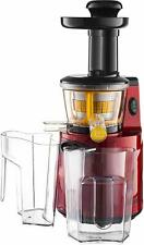 Gourmia GSJ200 Masticating Slow Juicer, Max Nutrient Fruit and Vegetable Juicer