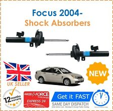 For Ford Focus C Max 2004- Two Front Shock Absorbers Set Pair Shockers Dampers